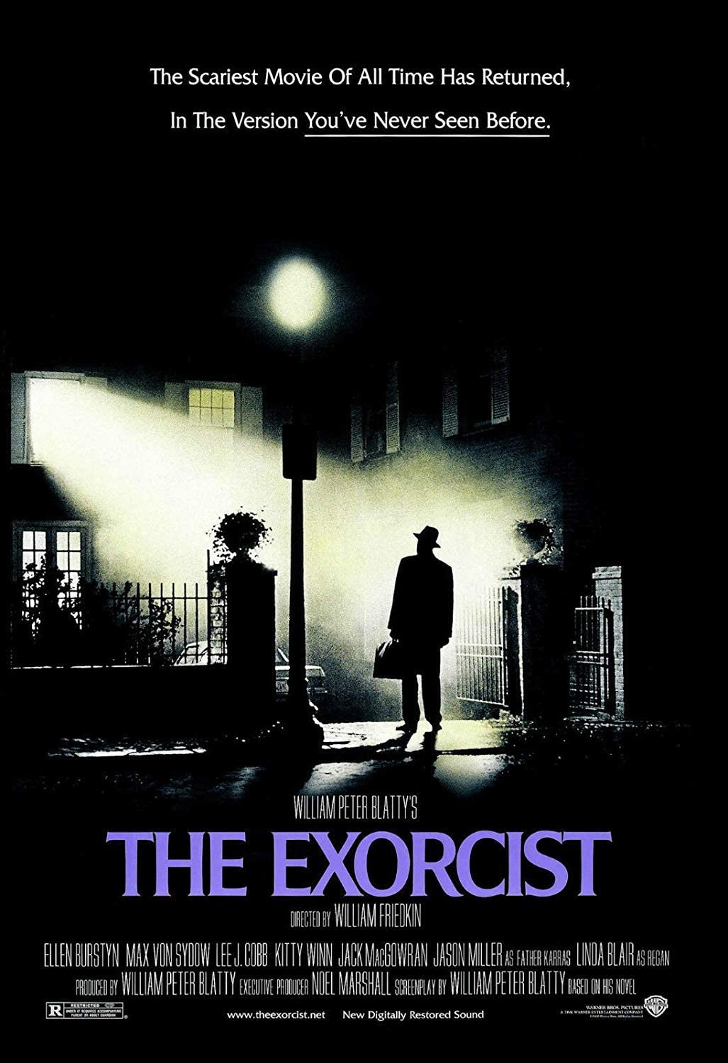 The Exorcist (Director's Cut) Poster