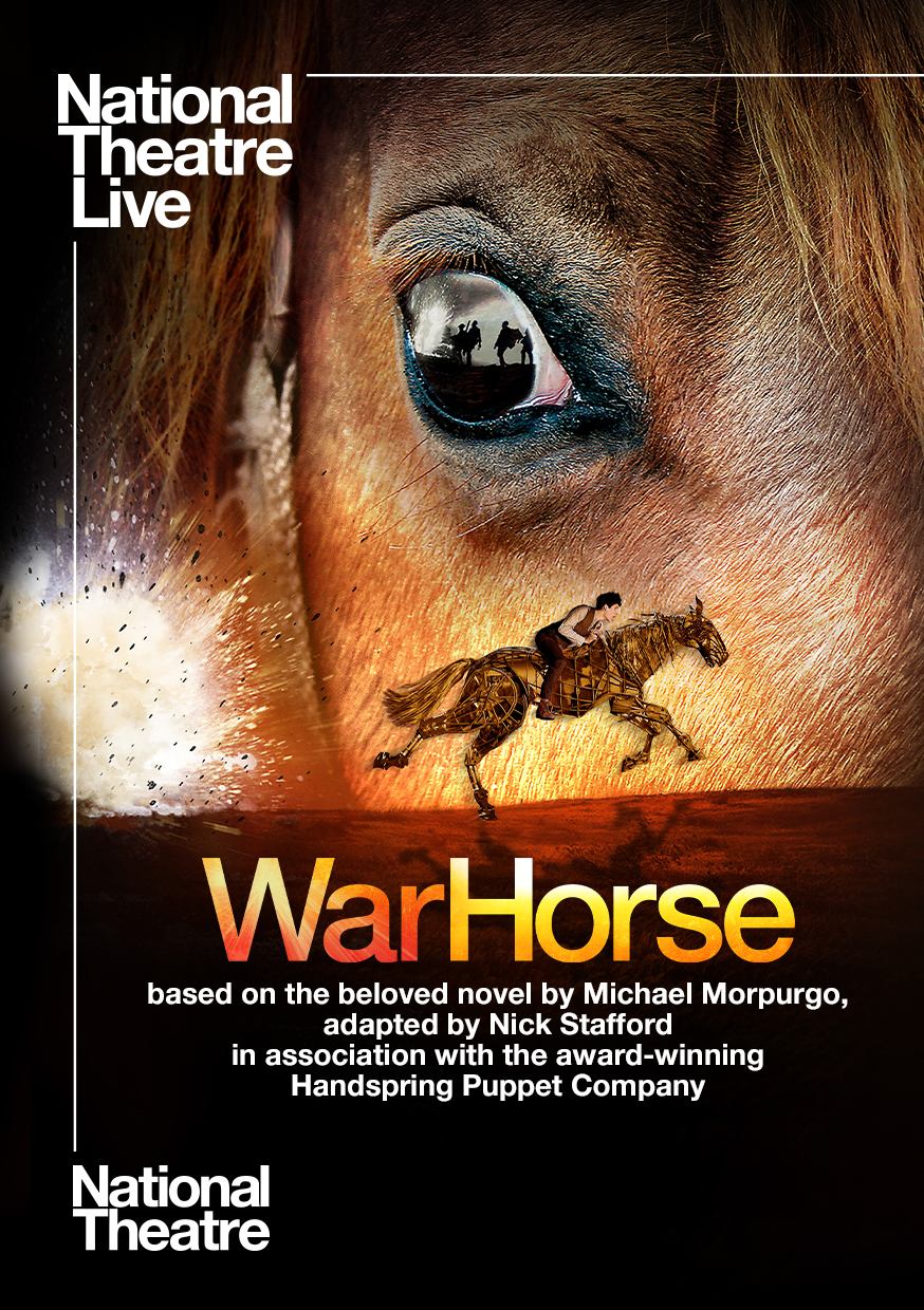 National Theatre Live: War Horse Poster