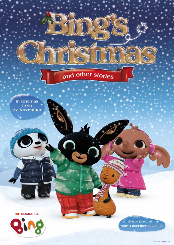 Bing's Christmas and Other Stories (totally tots) Poster
