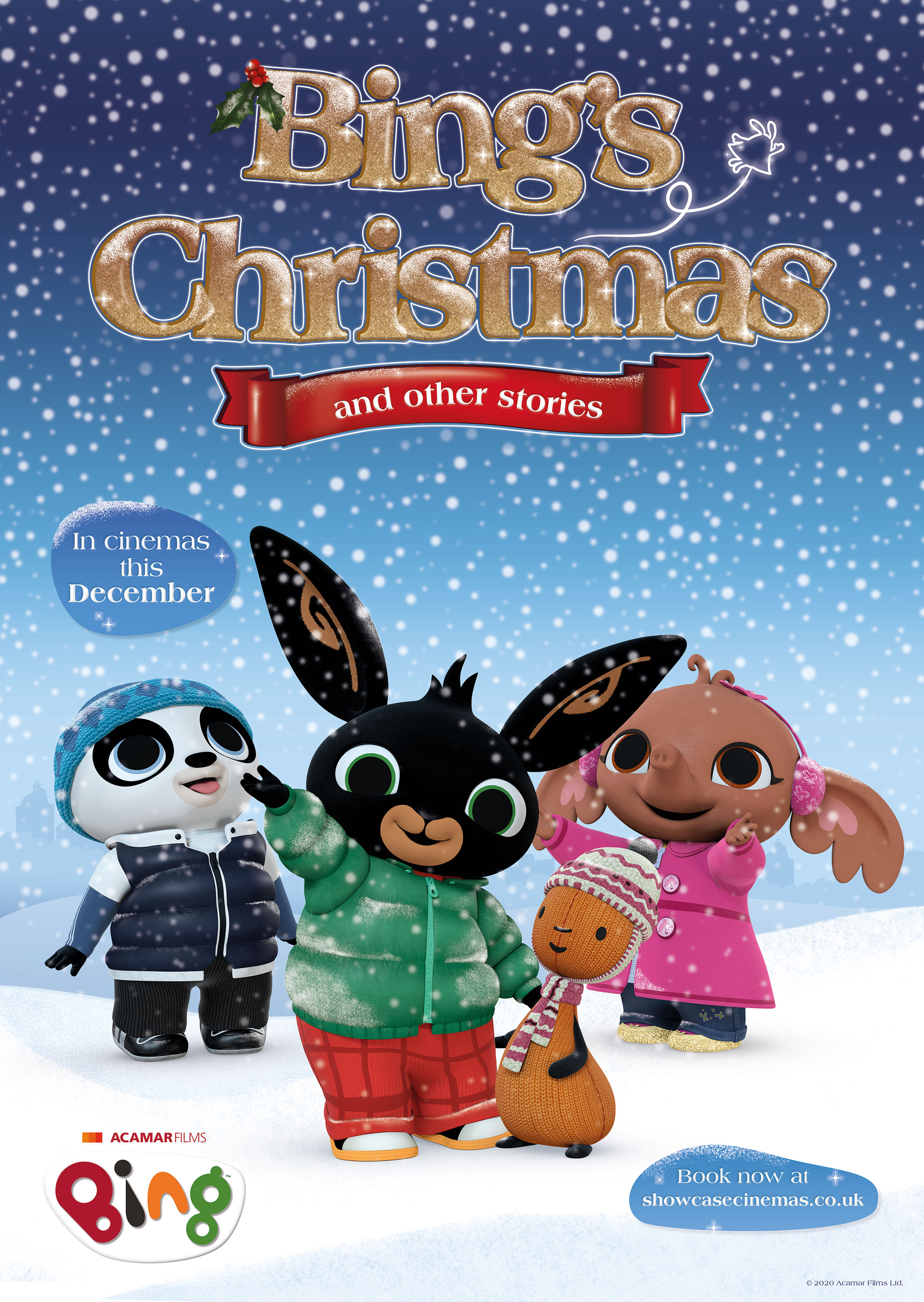 Bing's Christmas and Other Stories Poster