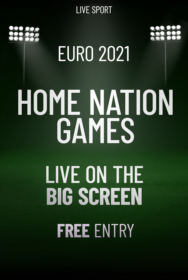 Euro 2021 Poster