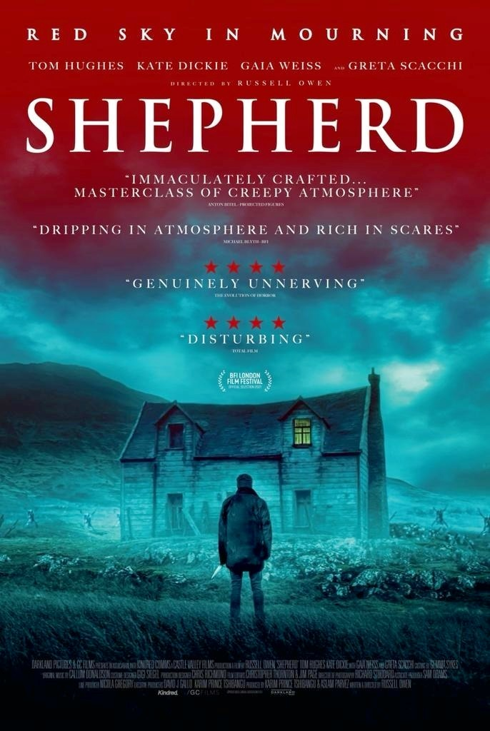 Shepherd Poster