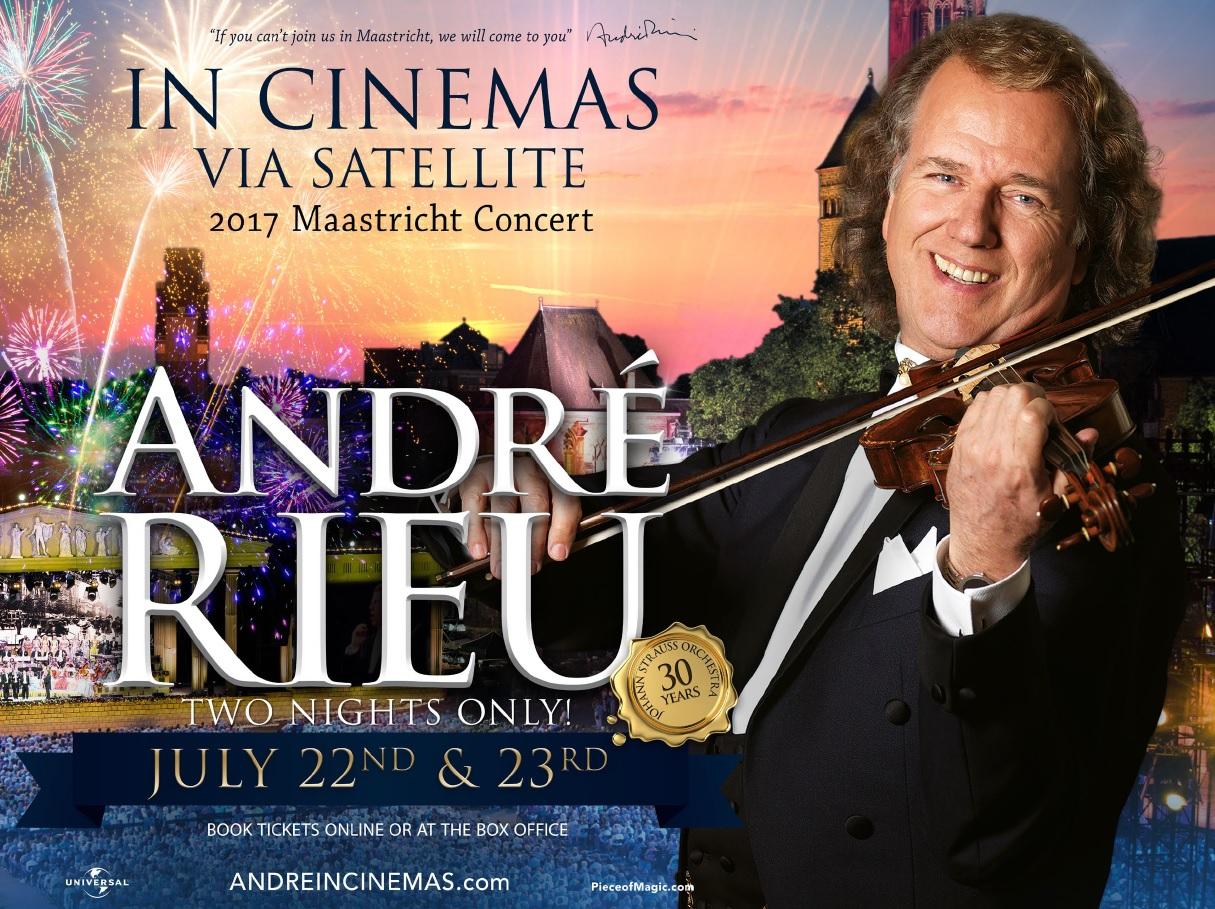 Andr Rieu's 2017 Maastricht Concert